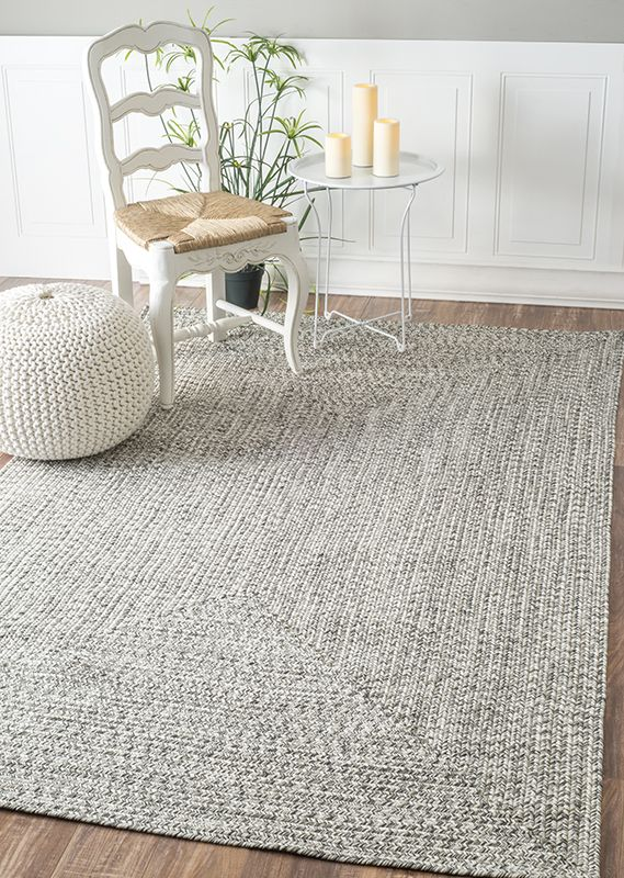 A lovely chunky knit grey by Rugs USA!                                                                                                                                                                                 More