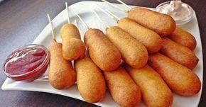 Não Perca!l Salsicha empanada, um petisco delicioso - # #enroladinhodesalsicha #salsicha