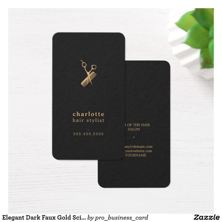 520 best Business Cards: Hair Stylist images on Pinterest | Hair ...
