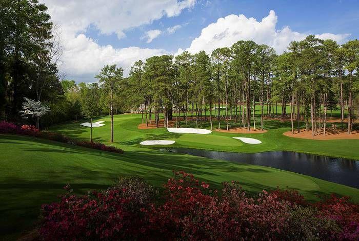 Avant que le tournoi ne débute, découvrez les records d'Augusta ! (Cliquez sur le lien pour en savoir +) #Golf #Masters #Augusta