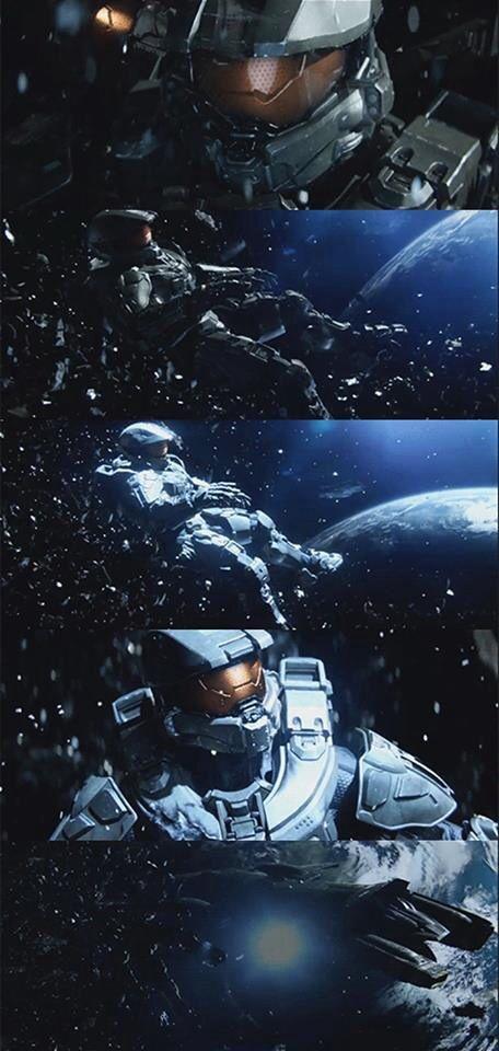 Cortana' s sacrifice.