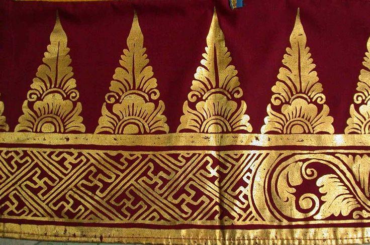Motif Bali (Bottom)