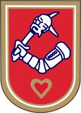Nagykikinda címere