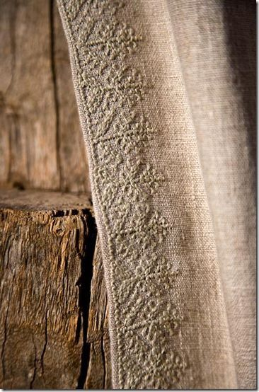 embroidery.....Con Naturalidad, Neutral Colors, Details, Gathering Places, Beige Con, Texture, Beautiful Brown, Moroccan Linens, Beautiful Embroidery
