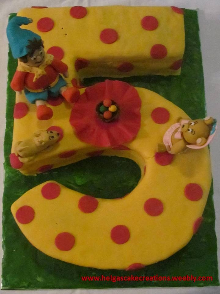 Kiddy party Cakes