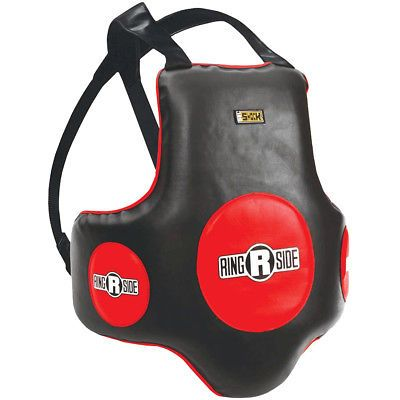 Chest Guards 179776: Ringside Boxing Gel Shock Super Body Protector -> BUY IT NOW ONLY: $89.99 on eBay!