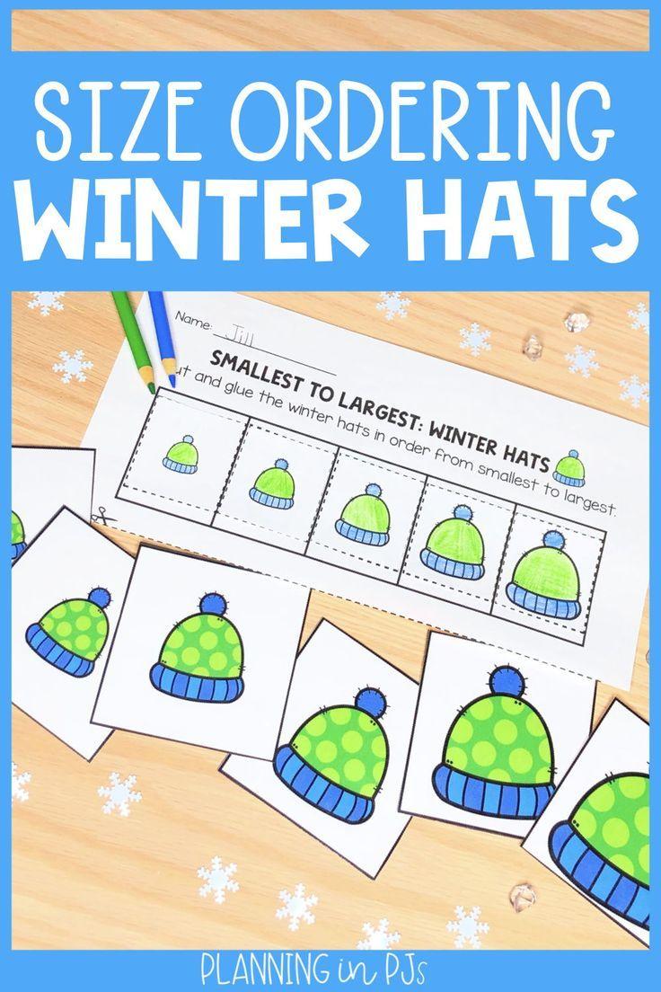 Pin On Winter Theme In Kindergarten