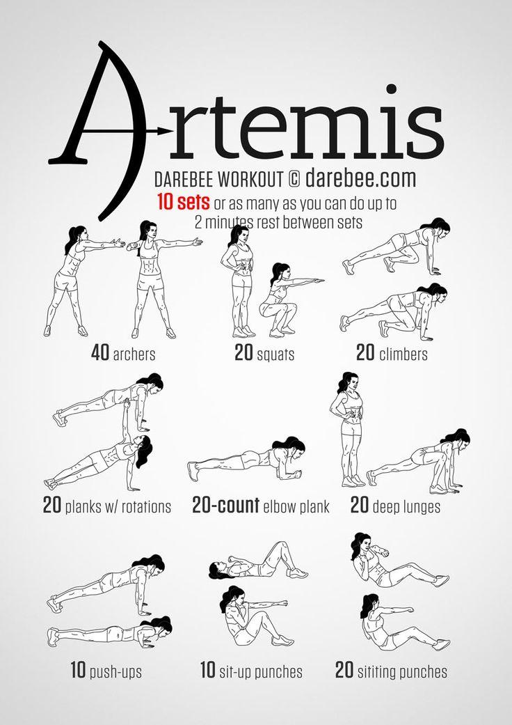 Artemis Workout