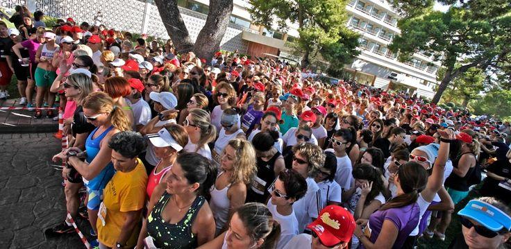 New Ladies Run Race happening in 22 September 2013. Register NOW: http://race.ladiesrun.gr/