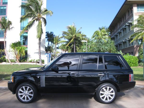these keep popping up in my Pinterest newsfeed now - it must be a sign!? 2007 Range Rover HSE Supercharged
