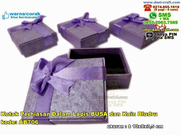 Kotak Perhiasan Dalam Lapis Busa Dan Kain Bludru WA/SMS/Telp 089630123779, 085729637569 Pin BBM 5E9C1BC6 #KotakPerhiasan #JualPerhiasan #SouvenirPernikahanMurah