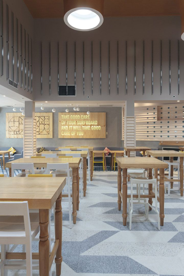 Cribbar surf bar by Absolute, Newquay   UK hotels and restaurants