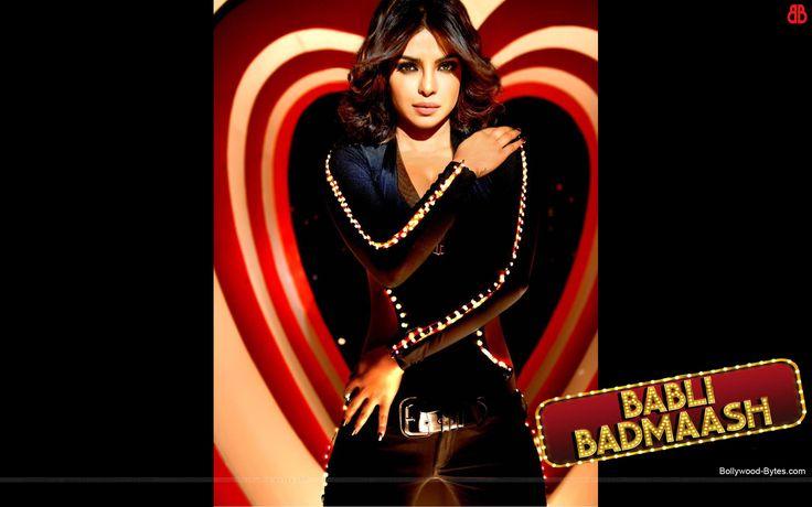 Priyanka Chopra Launches Babli Badmaash Hai Song Event Photo
