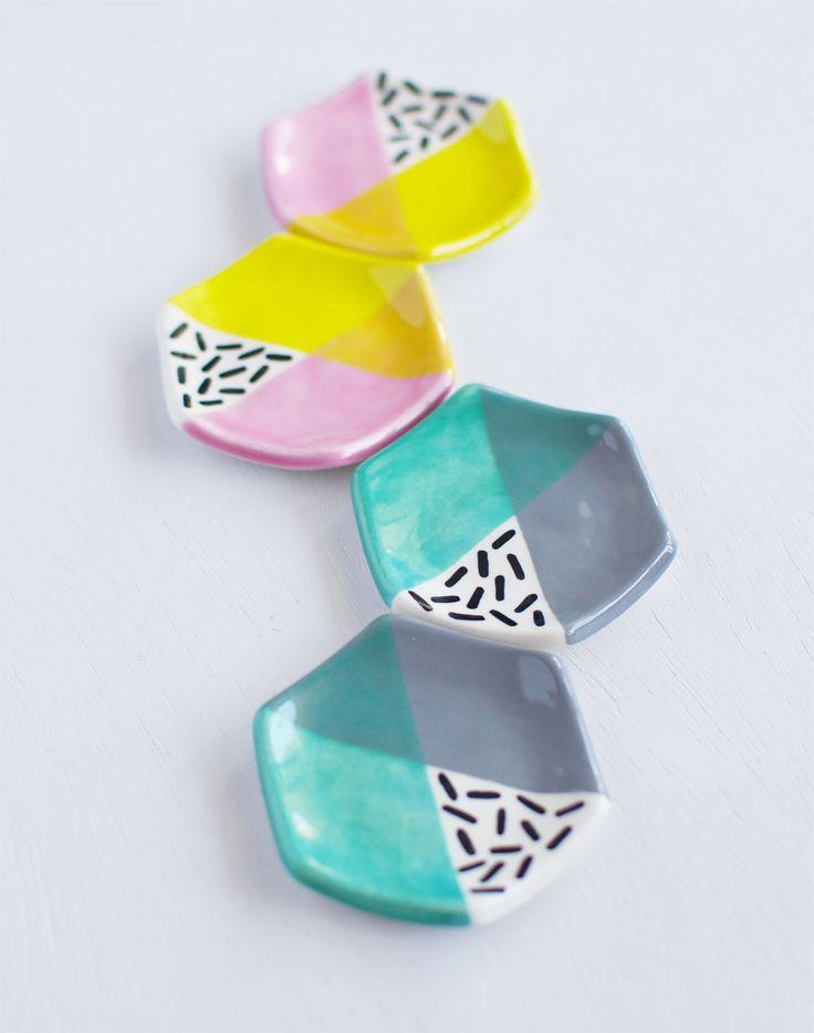 Ring dish, jewelry dish, ring holder