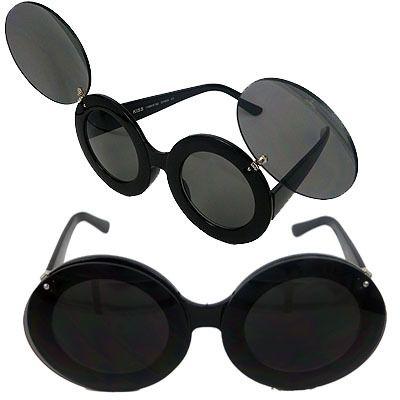 linda farrow x jeremy scott mickey mouse sunglasses
