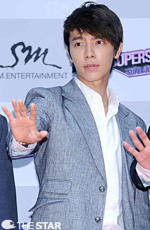 Lee Donghae  SS4 DVD 3D Movie Premiere