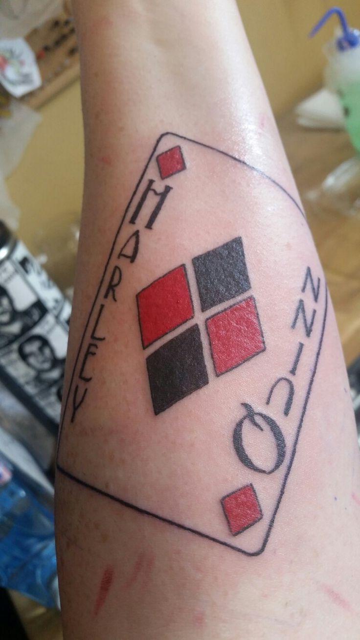 Flaming art tattoo for geek tattoo lovers this kind of batman - Harley Quinn And The Joker Tattoos Ideas About Joker Tattoos On Pinterest Batman Joker