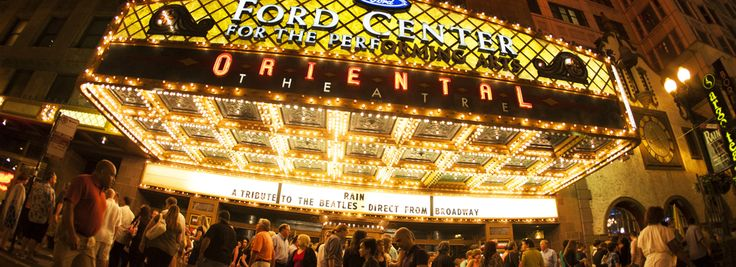 Chicago's Loop Theater District
