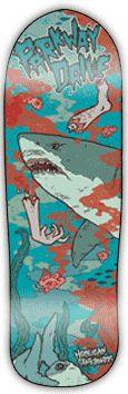 Hooligan Skateboards — Decks