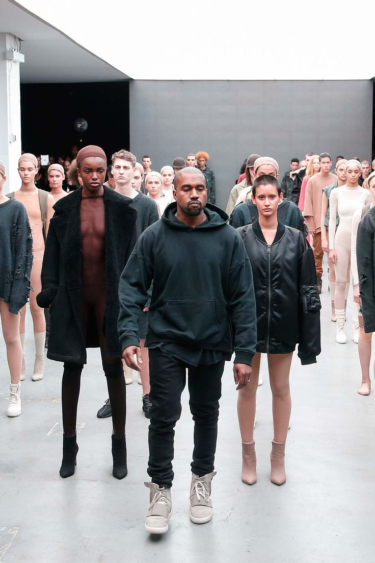 Kanye West x Adidas Originals - Fall 2015 Ready-to-Wear - Look 50 of 50