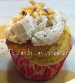 Cupcakes Salados de Manzana Caramelizada con Foie