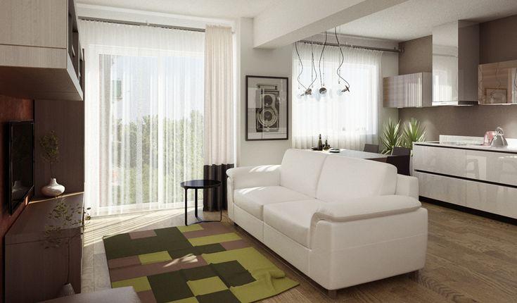 Apartamentele din ansamblul Sophia Residence beneficiaza de finisaje durabile, de inalta calitate, alese atent pentru a se integra perfect in conceptul de cladire verde, eficienta.