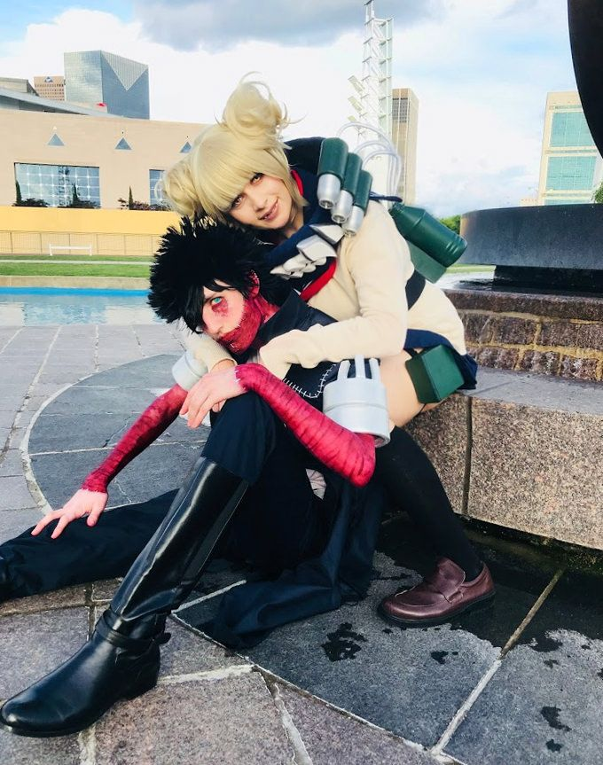 Dabi & Toga Cosplay Momocon 2018,TogaDabi Toga, Cosplay