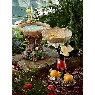 OH MY GOSH, I Want This Tinkerbell Bird Bath For Our Yard!