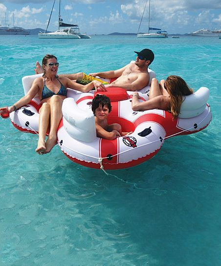 Solstice Four-Person River Tube   zulily