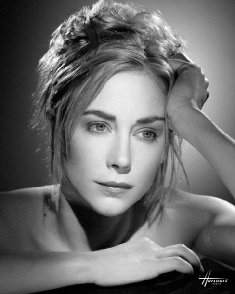 Julie Depardieu © Studios Harcourt, Paris