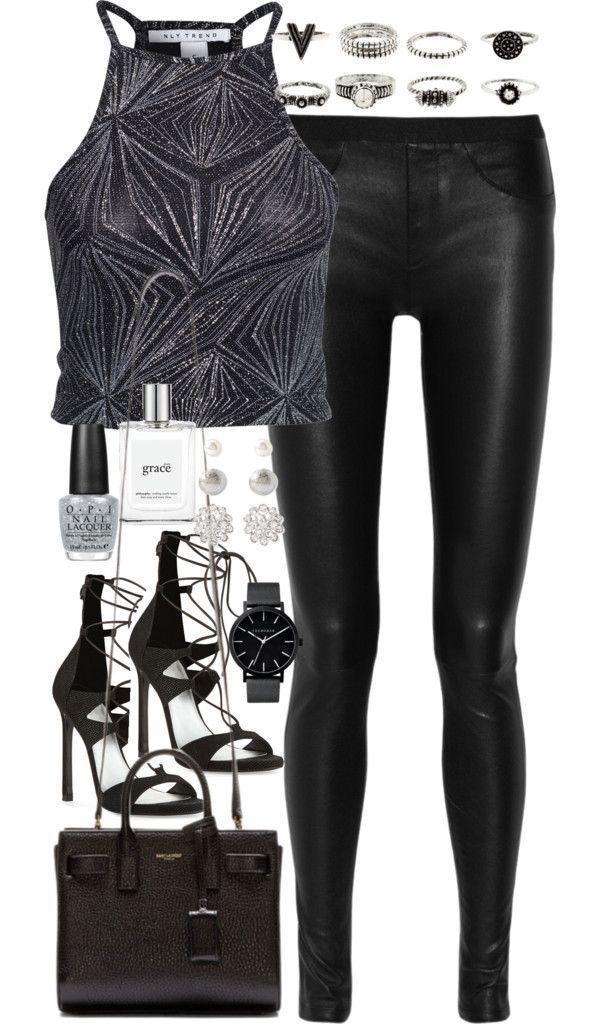 1000 ideen zu silvester outfit damen auf pinterest lederjacke lederfersen und rock chic outfits. Black Bedroom Furniture Sets. Home Design Ideas