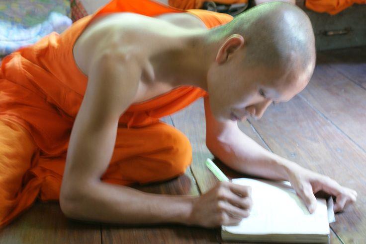 monastery the beauty of faith  Vientiane Laos