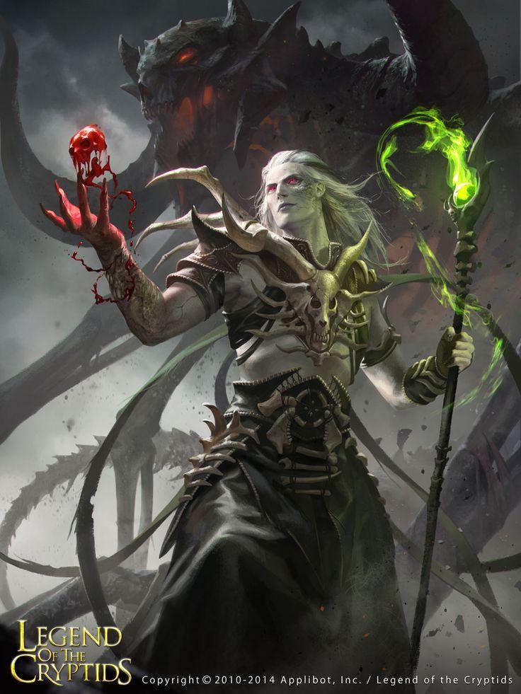 Legend of the Cryptids by jackwang - CGHUB via PinCG.com
