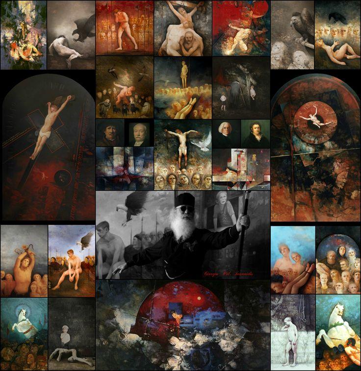Giorgio Pol. Ioannidis - 50 years of painting