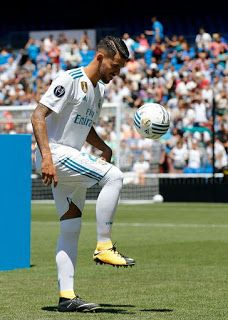 Chi9ice News Nigeria: Real Madrid Future is Safe Charpter-6 Today We Bro...