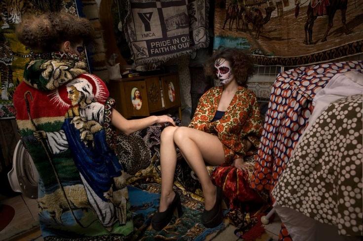 foto- Corina Olaru, stilist Laura Vargalui, hairstyle Geta Voinea, make-up Nicoleta Timus, Maria Mora,