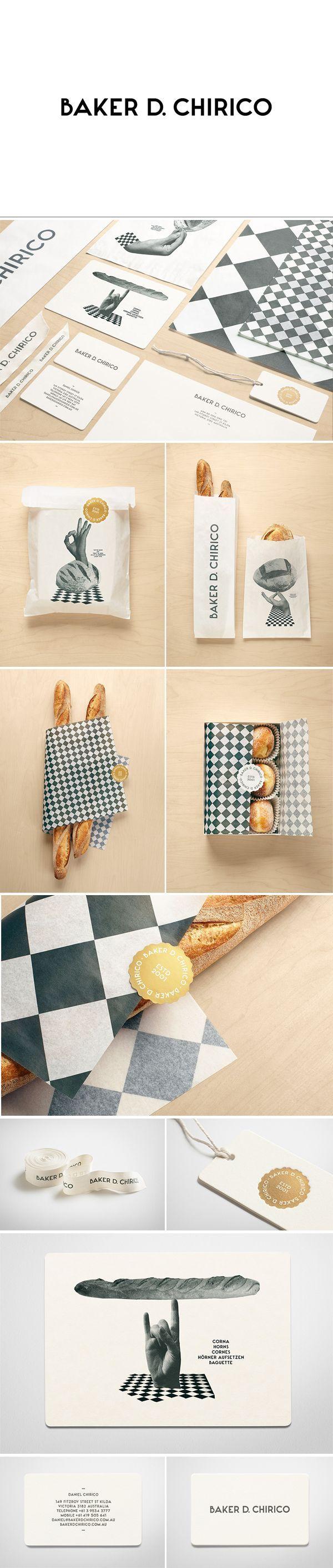 Ideas de diseño para bares y restaurantes   Mhou #identity #packaging