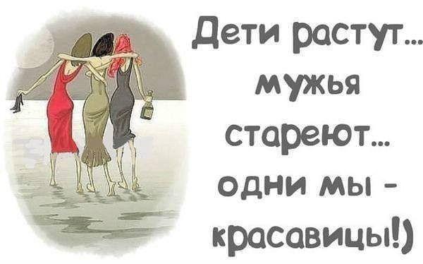 Смешные картинки с фразами про подругу