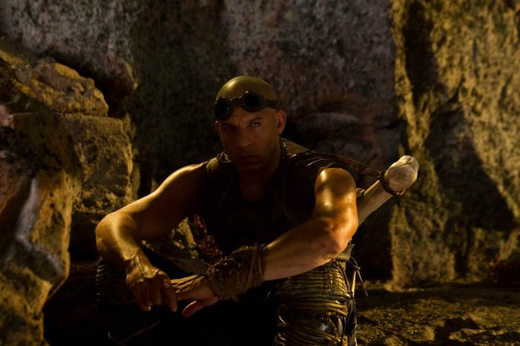 RIDDICK - NOTORIOUS PICTURES