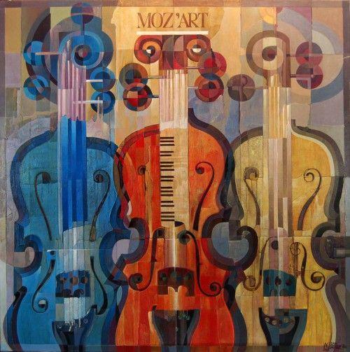 картина Эдуард Улан - 07