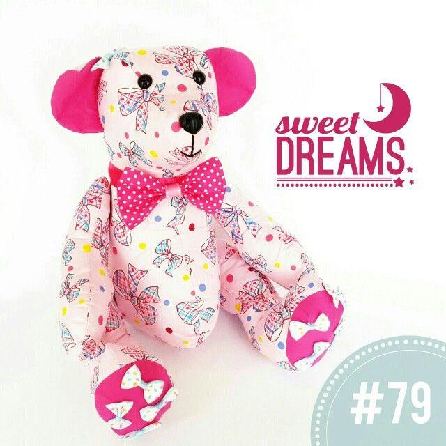 #79 - Alexis' Bowtie I-Bear