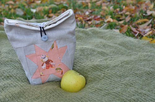 Let's do lunch tutorial - A Crafty Fox - Sun, Oct 23