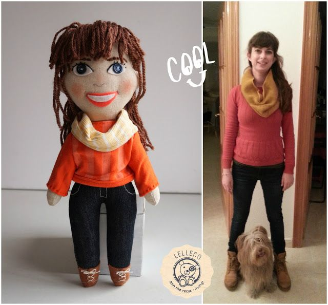 Custom Dolls: this is how we are made!   Lelleco