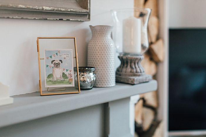Wohnzimmer Im Landhausstil Deko Ideen Ein Kleines Bild Selber
