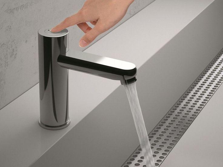 TEMPOR TOUCH Rubinetto per lavabo by Remer Rubinetterie