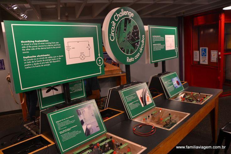 O Children's Museum of Houston é um museu interativo infantil que alia diversão e aprendizado. De maneira lúdica, desperta o interesse da criança para assuntos e conceitos relacionados a ciências, história, geografia, tecnologia e artes