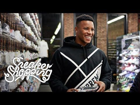 EffortlesslyFly.com - Kicks x Clothes x Photos x FLY SH*T!: Saquon Barkley Goes Sneaker Shopping With Complex