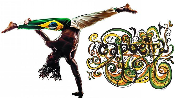 Capoeira Dance & Fight Street Video - Brazilian Boy Dancers - YouTube