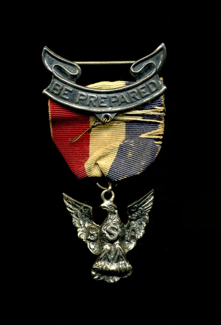Eagle Scout Medal (1926)