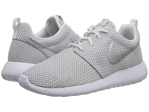 black and white nike roshe women 6pm